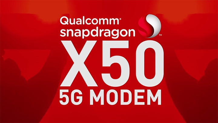 Qualcomm Snapdragon X50 5G officially announced - YugaTech