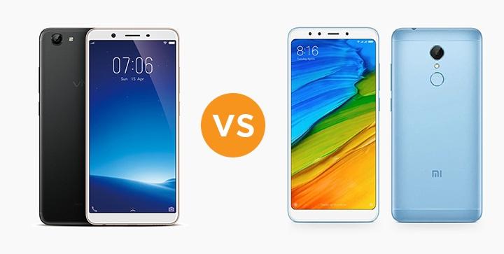 Specs Comparison Vivo Y71 Vs Xiaomi Redmi 5 Yugatech