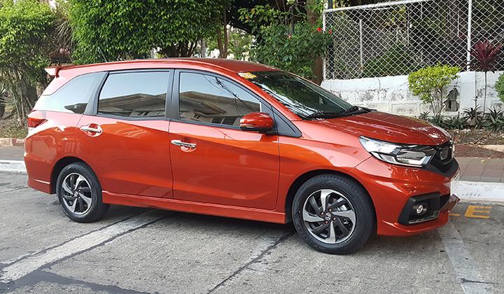 2018 Honda Mobilio 1 5 Rs Navi Review Yugatech Philippines Tech