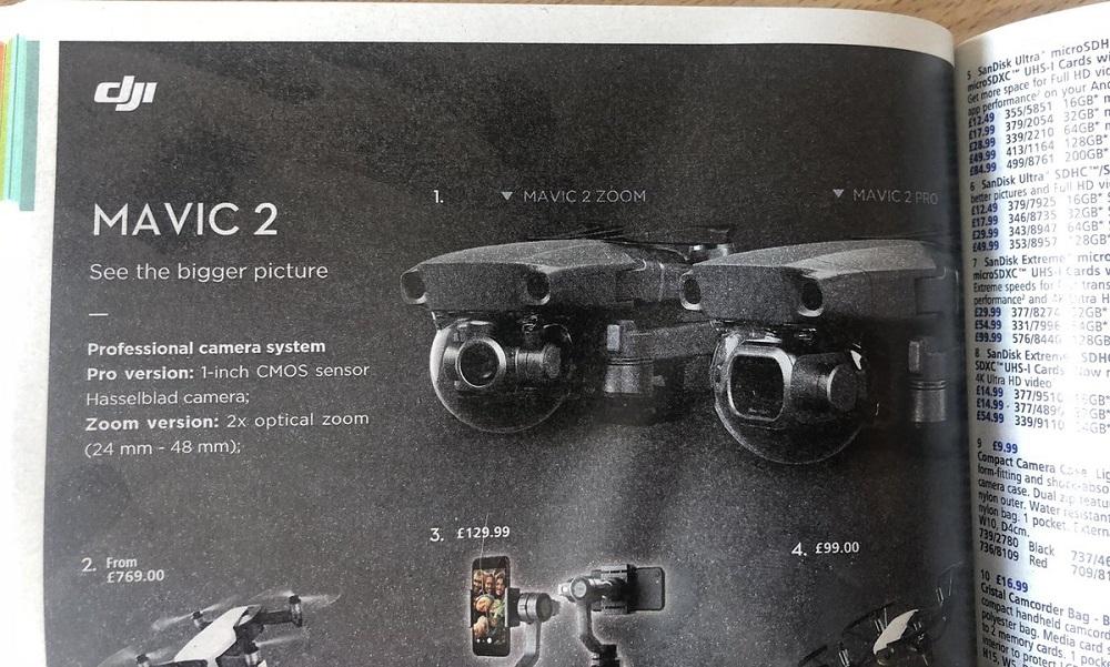 c3caa986cef DJI confirms new Mavic 2 drones