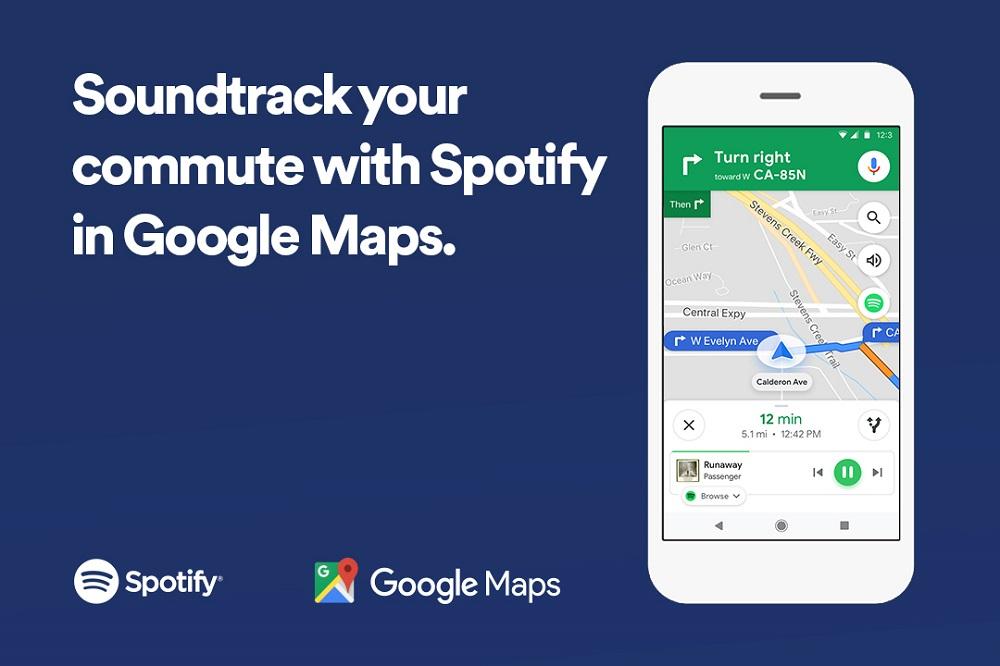 Spotify now has Google Maps integration - YugaTech | Philippines ...