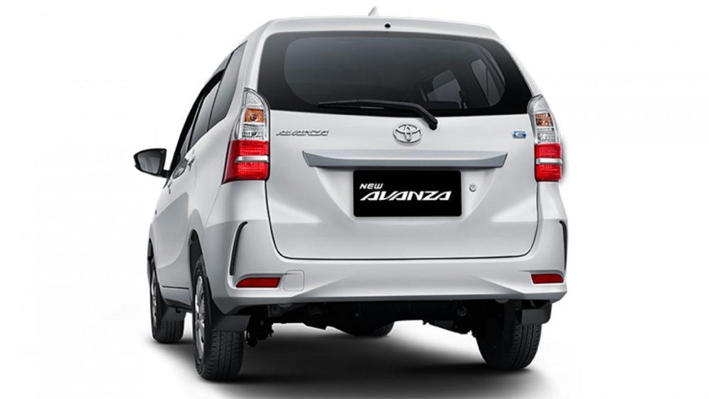 Toyota Avanza 2019 Interior Philippines