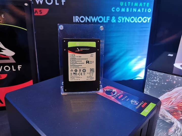 Ironwolf 110 ssd price